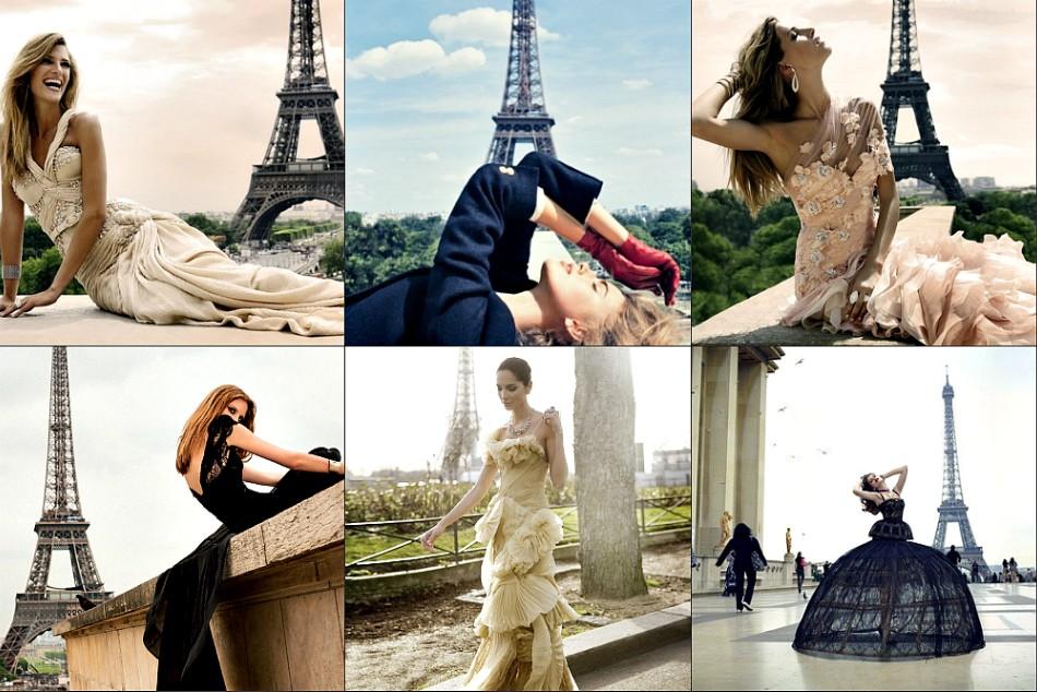 мода во франции фото