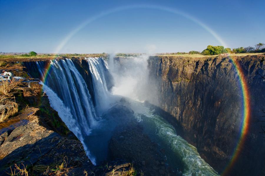 Самые запоминающиеся водопады мира
