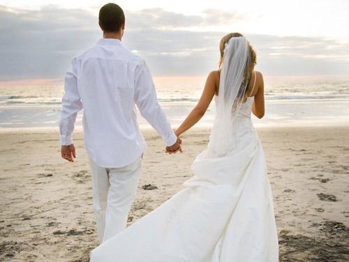 Самые необычные свадебные приметы