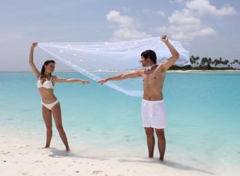 Свадьба в купальниках — необычные идеи для торжества
