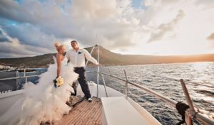 Ваша незабываемая свадьба на яхте во Франции