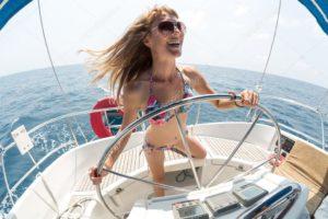 Как одеться для прогулки на яхте
