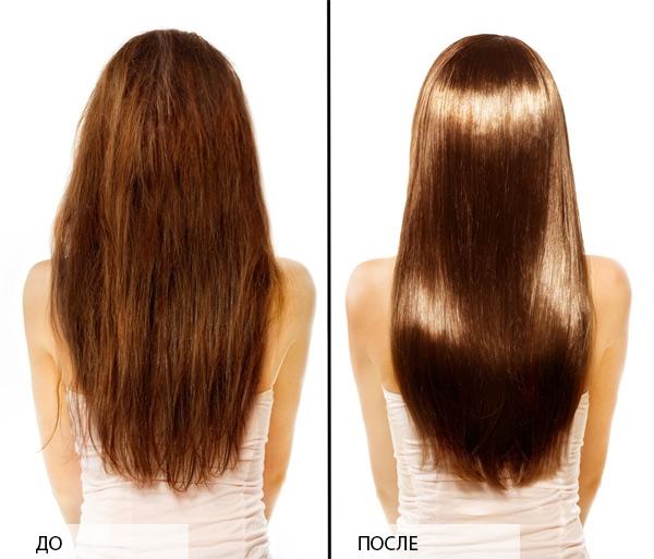 Что такое маникюр для волос