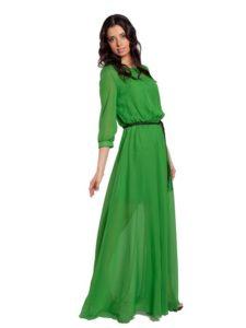 Платье макси – максимум возможностей