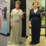 Платье для женщины за 50