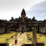 Свадебный тур, Отдых в Камбодже