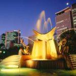 Свадебный тур, Туры в Австралию